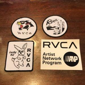 RVCA patch